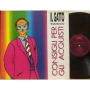 """IL GATTO REMIX - 12"""" ITALY"""