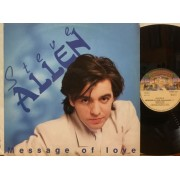 "MESSAGE OF LOVE - 12"" ITALY"