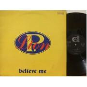 """BELIEVE ME - 12"""" ITALY"""