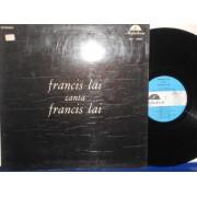 FRANCIS LAI CANTA FRANCIS LAI - LP ITALY