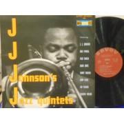 J.J.JOHNSON'S JAZZ QUINTETS - REISSUE FRANCIA