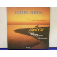 ISLAND GIRL - 3 LP