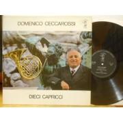 DIECI CAPRICCI - 1°st ITALY