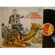 PIERO PICCIONI - FINCHE' C'E' GUERRA C'E' SPERANZA