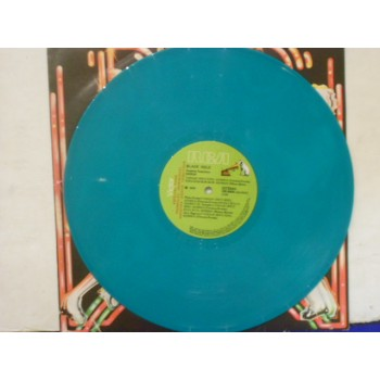 "FLASH-O-DISC - 12"" GREEN VINYL"