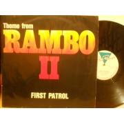 FIRST PATROL - RAMBO II