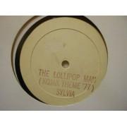 """THE LOLLIPOP MAN (KOJAK THEME '77) - 12"""" TEST PRESSING"""