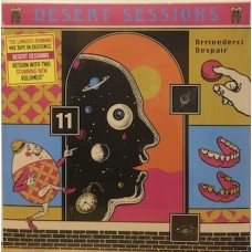 DESERT SESSIONS VOL.11 & 12 - LP USA