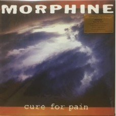 CURE FOR PAIN - 180 GRAM BLUE MARBLED