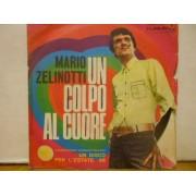 """UN COLPO AL CUORE - 7"""" ITALY"""