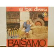 "SE FOSSI DIVERSA - 7"" ITALY"