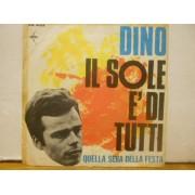 """IL SOLE E' DI TUTTI - 7"""" ITALY"""