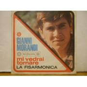 """MI VEDRAI TORNARE - 7"""" ITALY"""