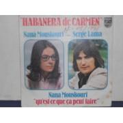 """HABANERA DE CARMEN - 7"""" FRANCIA"""