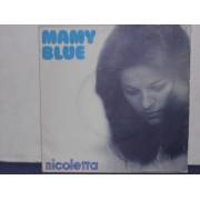 """MAMY BLUE - 7"""" FRANCIA"""