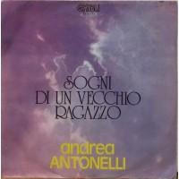 """SOGNI DI UN VECCHIO RAGAZZO - 7"""" ITALY"""