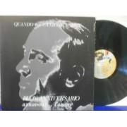 QUANDO LA CANZONE E' ARTE / BUON ANNIVERSARIO (AZNAVOUR...L'AMORE) - LP ITALY