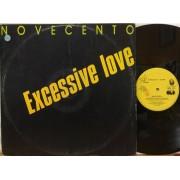 "EXCESSIVE LOVE - 12"" ITALY"
