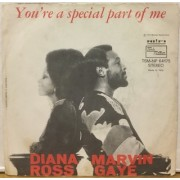 "YOU'RE A SPECIAL PART OF ME - 7"" ITALY"