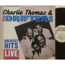 GREATEST HITS LIVE - LP ITALY