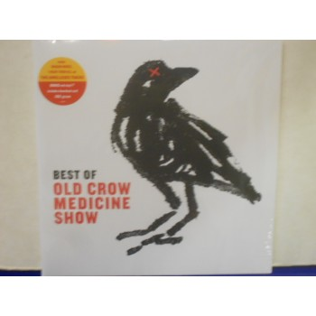 """THE BEST OF OLD CROW MEDICINE SHOW - LP + 7"""" RED"""