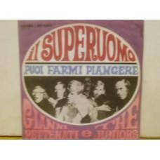 """IL SUPERUOMO - 7"""" ITALY"""