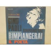 """RIMPIANGERAI - 7"""" ITALY"""