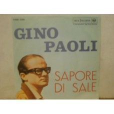 """SAPORE DI SALE - 7"""" ITALY"""