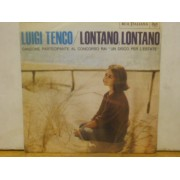 """LONTANO LONTANO - 7"""" ITALY"""
