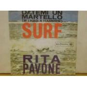 """DATEMI UN MARTELLO - 7"""" ITALY"""