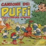 CRISTINA D'AVENA - CANZONE DEI PUFFI