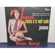 """COSA C'E' NEL SOLE / JOANNA - 7"""""""