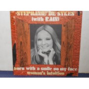 """BORN WITH A SMILE ON MY FACE / WOMAN'S INTUITION - 7"""" ITALY"""