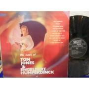 THE BEST OF TOM JONES & ENGELBERT HUMPERDINCK - LP ITALY
