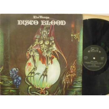 DISCO BLOOD - LP ITALY
