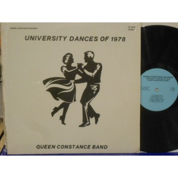 UNIVERSITY DANCES OF 1978 - LP USA