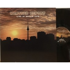 LIVE IN BERLIN 1975 - 1°st GERMANY
