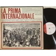 LA PRIMA INTERNAZIONALE - 1°st ITALY