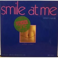 "SMILE AT ME - 7"" FRANCE"