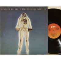 I SING THE BODY ELECTRIC - REISSUE ITALY
