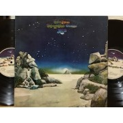 TALES FROM TOPOGRAPHIC OCEANS - 2 LP