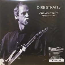 ONE NIGHT ONLY NEWCASTLE '89 - GREEN VINYL