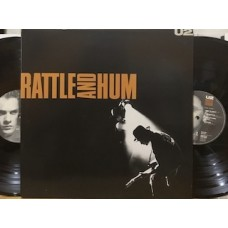 RATTLE AND HUM - 2 LP