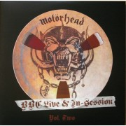 BBC LIVE IN SESSIONS VOL.2 - 2 RUBY-RED CLEAR