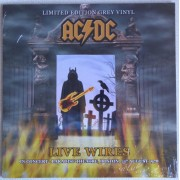LIVE WIRES - IN CONCERT - PARADISE THEATRE BOSTON 21 AUGUST 1978 - GREY VINYL
