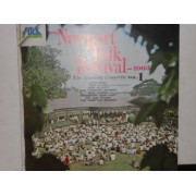 THE NEWPORT FOLK FESTIVAL - THE EVENINGS CONCERT - LP