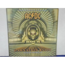 DAMNATION RADIO - IN CONCERT - COLUMBUS 1978 - GOLD VINYL