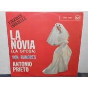 """LA NOVIA / SON RUMORES - 7"""" ITALY"""