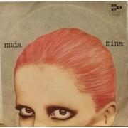 "NUDA / COLPA MIA - 7"" ITALY"