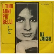 """I TUOI ANNI PIU' BELLI - 7"""" ITALY"""